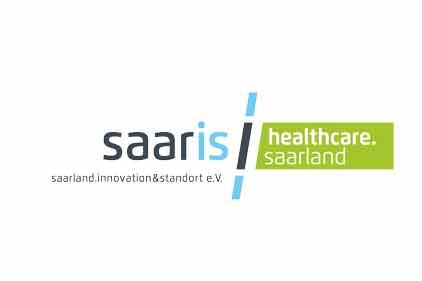 Logo healthcare.saarland